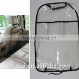 hot sale 600D Car back Seat IPAD Holer with organzier pocket ipad bag rack