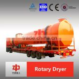 Bauxite Powder Rotary dryer/Rotary Drum Dryer for ceramsite plant