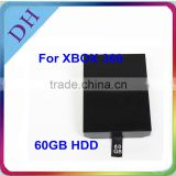 For video game players!! Wholesale hard drives 2.5'' 60gb for xbox360, hard drive with price for slim box