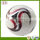 Premium good quality customized cheap official size and weight laminated football ball soccer ball