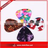 Customized Wholesale Celluloid Guitar Picks from Factory Direct                                                                         Quality Choice