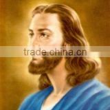 lenticular sheet Jesus printing picture