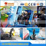 Best supplier for flight simulator price Blue simulator fly simulator                                                                                                         Supplier's Choice