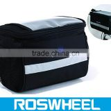 Wholesale excellent quality water proof expandable frame bicycle bag 11002 expandable bag