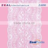 Wholesale Swiss Lace Trim for Garment/Shoes/Bag China Handcut Swiss Voile Lace for Garment