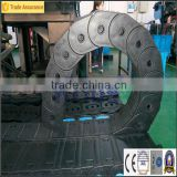 CNC large plastic cable carrier chain