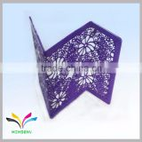 Fancy embossed metal decorative photo memo clip holder wholesale