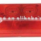 best price best quality Red flashing light Siren DC 12V,red,blue FS-02