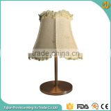 Antique Decorative Lace Fabric Shade Lamp Table                                                                         Quality Choice