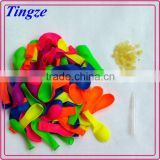 Wholesale 111 pcs Latex Free Water O Balloons bunch Magic Water Balloons