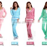 New fashion womens plus size velour tracksuits                                                                         Quality Choice