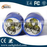 12V high quality led projector lens headlight LED Projector motor spare parts light for motorbike                                                                         Quality Choice