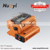 Promotional price portable air conditioner outdoor patio gas heater with ce certificates