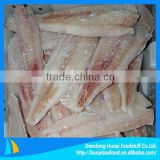 Fresh frozen fish fillet hake fillet frozen
