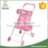 Good quality lovely baby doll stroller toy