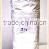 wholesale dgb-14 Garbage bags with drawstring 30l, white color, size 500x600mm, 25 pieces on the roll