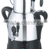 4+1L Electric stainless steel samovar of tea maker