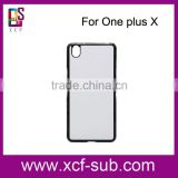 for One Plus X 2D Sublimation Custom Phone Cover Case for Sale