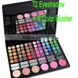 High quality 78 colorful eyeshadow bright eyeshadow beauty eyeshadow