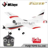 New WLtoys F949 3CH RC Airplane Cessna Skymaster Pro 2.4G RC Fixed Wing Plane Electric flying Aircraft