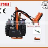 AM80 new model tractor mounted hedge brush cutter