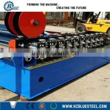 Metal Stud And Tracks Roll Forming Machine, Automatic PLC Control System Metal Light Truss Making Machine
