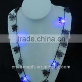 mardis gras flashing,holiday flashing necklace,Party decorations,party favor,glow lights necklace