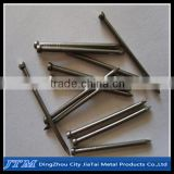 (17 years factory)Low price bright sharp point headless brad lost head nails factory from china