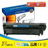 Compatible for hp q2612a toner cartridge with new opc drum