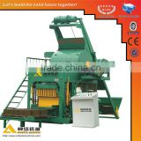 Automatic QTJ4-18 curbing block making machine