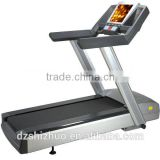 2015 commercial gym equipment treadmill K16-TV/fitness treadmill/exercise running machine/motorized treadmill