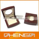 Factory Cheap Price custom made-in-china high end coin holder gift wooden box (ZDS-SJF089)