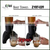 ice tube beer tower/beer dispenser 3L ice tube