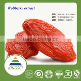 cGMP Manufacturer Supply 100% Natural Food Grade Wolfberry (Goji) Extract Powder for Juice KS-28