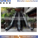 Travelling height from 3000 to 6000mm 30 and 35 Degree Automatic Mechanical indoor and outdoor Escalator