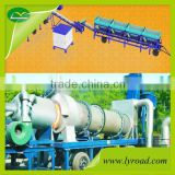 20t-100t/h mobile asphalt plants for sale