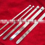 stainless steel self-locking cable tie