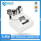 Cavitation Weight Loss Machine OEM/ODM Vacuum Roller Wrinkle Removal Rf Cavitation Slimming Machine With CE Certificates