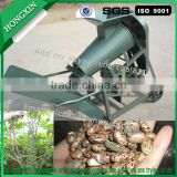 castor bean shelling machine, castor seed sheller machine
