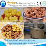 stainless steel ball type popcorn machine gas operated