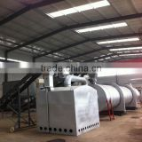 GT0.8x9 Rotary dryer, 9m drying machine for sawdust, wood shavings, grains ect. drum drying machine