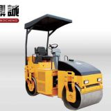 Hot sales!!factory price honda power 3T vibration roller machine