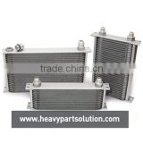 Doosan Excavator Oil Cooler and Water Radiator spare parts
