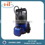 Plastic Garden Use Folat Switch Field Water Pump