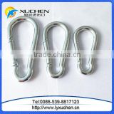 Oval steel snap hooks for safty from chinese factory