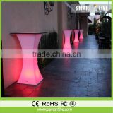led furniture for events outdoor lighting