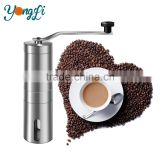 Amazon Best Selling Stainless Steel Manual Coffee Grinder