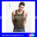 Mens Blank Tight Athletic Tank Top Wholesale