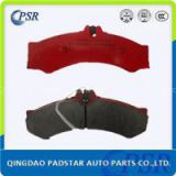 Disc Car Brake Pad D949 For Vw Benz