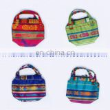 Unique Handmade Lunch Box Wool Handbags Knitting Purses Great Design Bags Affordable Novelty Gifts Ecuador collection